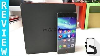 nubia z9 borderless review