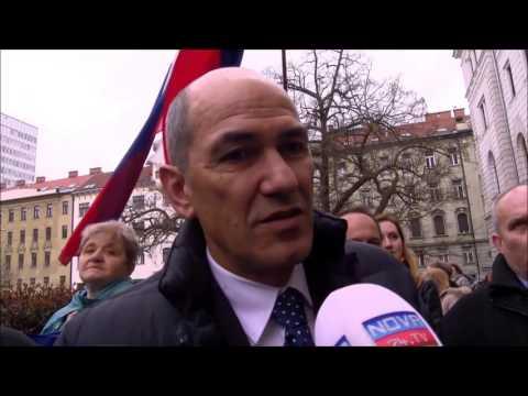 Janez Janša, izjava o preiskavi Toneta Krkoviča 29. 3. 2016