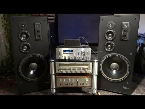 Infinity Sm 155 Studio Monitors Speakers 15 Woofers 10