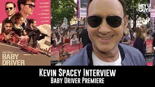 Video Kevin Spacey Baby Driver UK Premiere Interview download MP3, 3GP, MP4, WEBM, AVI, FLV Agustus 2018