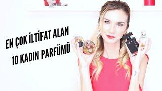En iyi 10 kadın parfümü