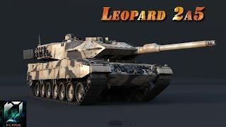 FR | War Thunder | Leopard 2A5 |Des chars modernes dans War Thunder (Tier IX) [1/3] !!