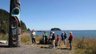 Gwaii Haanas Treasures - Haida Heritage Centre, Skidegate