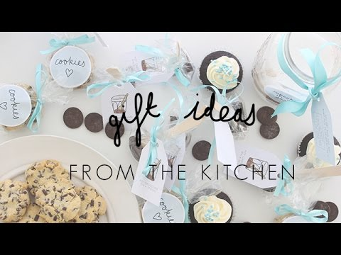 Kitchen Gift Ideas with Avery Labels