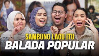 Sambung Lagu Itu! Balada Popular | SEISMIK Challenge ft Ain Edruce & Najwa Latif