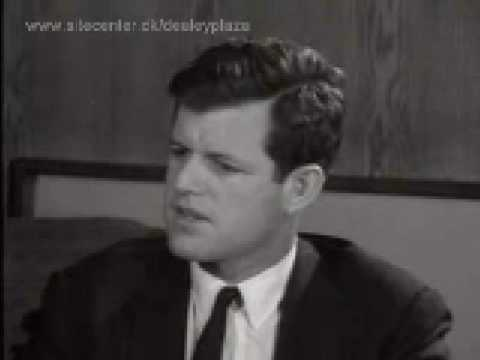 May 28, 1964 - Senator Edward Kennedy interviewed by Reginald Bosanquet