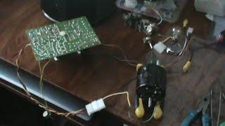 Регулируемый БП из компьютерного за 5 минут(Привод для швейной, на базе БП AT. ATX., 2015-12-03T18:15:46.000Z)