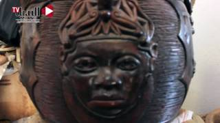 صناعة الفخار- من «الفسيخ شربات»