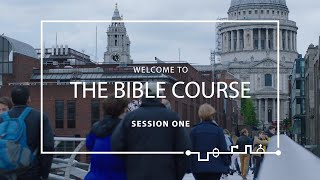 The Bible Course – Seṡsion 1 – Introducing the Bible