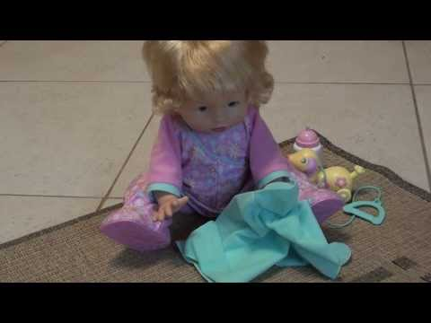 Little Mommy Walk & Giggle Doll, Fisher Price
