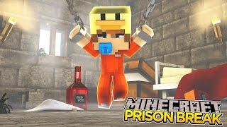 minecraft prison break
