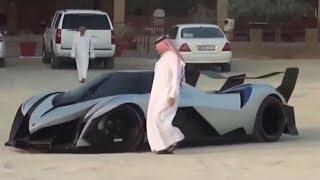 Ecco Come il Principe di Dubai Spende i Suoi Miliardi