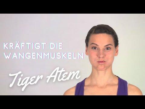 TIGERATEM / Mit dieser Übung stärkst du die Wangenmuskeln.