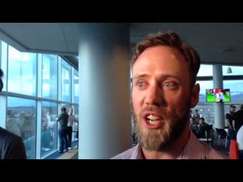 Graham DeLaet on the Masters, Boise State connections
