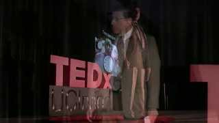 The power of forgiveness: Al Valdez at TEDxUCIrvine