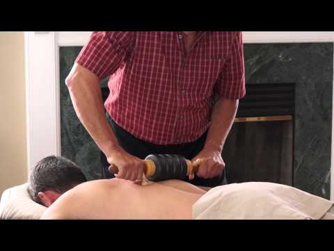 Patrick Ingrassia Massage Therapist: How many different types of massage can it do?
