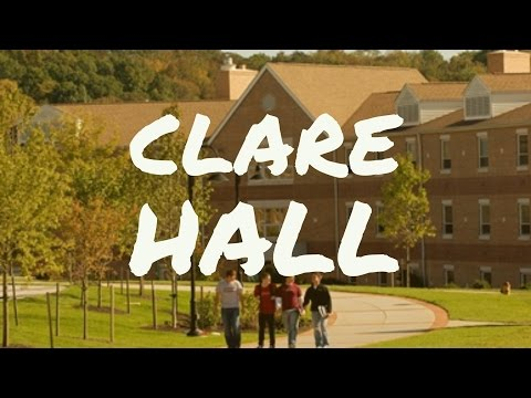 Residence Hall Tour - Clare Hall