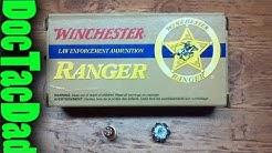 Winchester Ranger SXT 147gr 9mm - Ammo Test