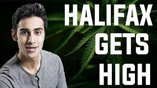 Marijuana Legalization in Halifax & Getting VIP Passes to Halifax Pop Explosion