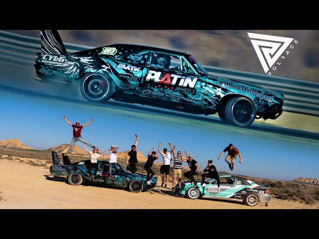 VolRace ICE 2020    Dodge Charger Highlights by Bastien Balmet