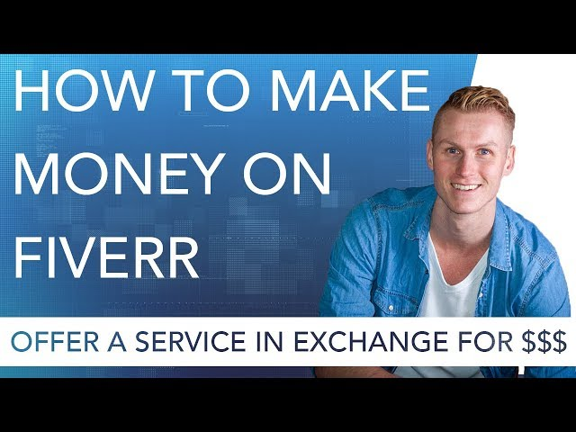 #6 How To Make Money On Fiverr
