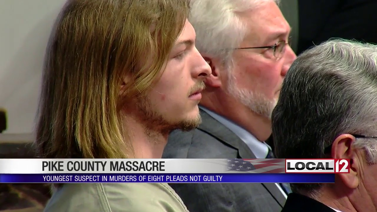 Jake Wagner pleads not guilty, gag order issued in Pike County massacre