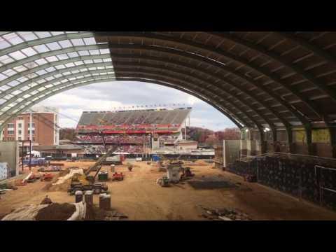 Maryland's Cole Field House renovation