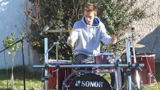 Evan Craft & Nicole Garcia - Vives En Mí - JLZ - Drum