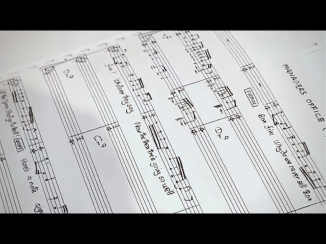 #ComposerInIsolation - Stories behind the Scores