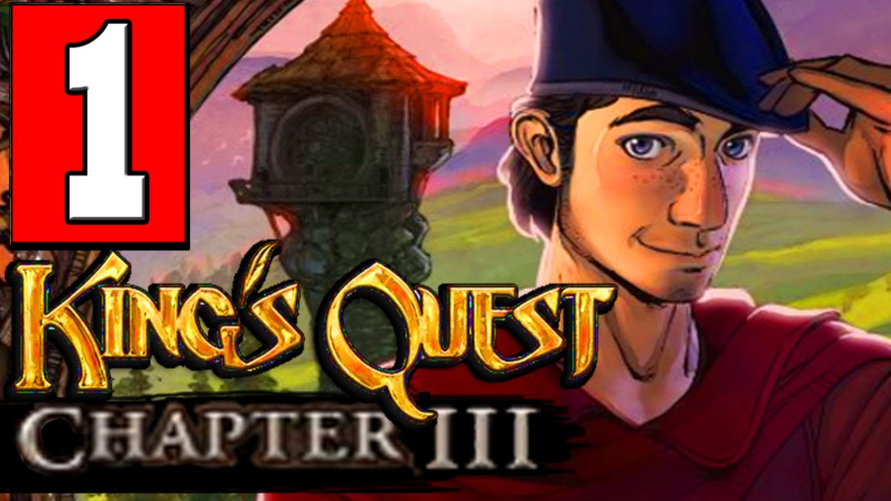 Kings Quest Chapter 3 Once Upon A Climb Walkthrough Part