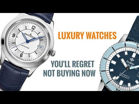 Luxury Watches You'll Regret Not Buying Now | Watch Chronicler