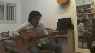 Last Christmas - fingerstyle guitar solo