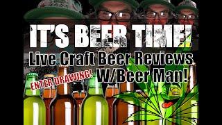 It's Beer Time With Beer Man! Beer Reviews   Games   Music   21+ Please!