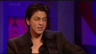 Shah Rukh Khan With Jonathan Ross - BBC - 1 of 2