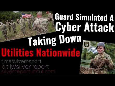 The Guard Is Training For A Cyber Event Taking Down Utilities Nationwide, MSFT Reports 3 More?