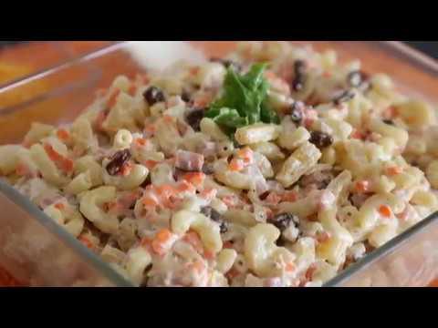 Filipino Chicken Macaroni Salad Recipe Today S Delight