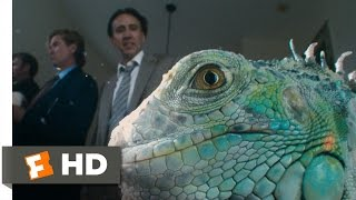 These Iguanas - Bad Lieutenant: Port of Call New Orleans (3/10) Movie CLIP (2009) HD