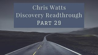 Chris Watts - Discovery Readthrough - Part 29 - DP: 613-637 [Autopsies, Cassie Itvw, & Texts]