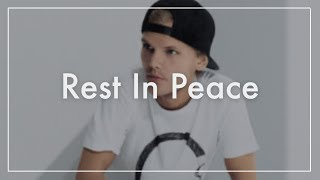 Rest in peace Avicii 🕊You