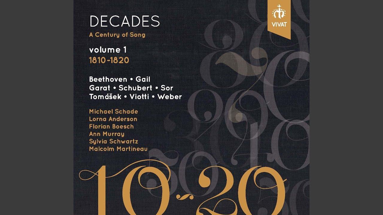 Schubert-An den Mond,Op.57 No.3(D.193),in a minor,for Voice&Piano