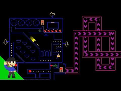 Level UP: Pac-Man's Maze Mayhem 3