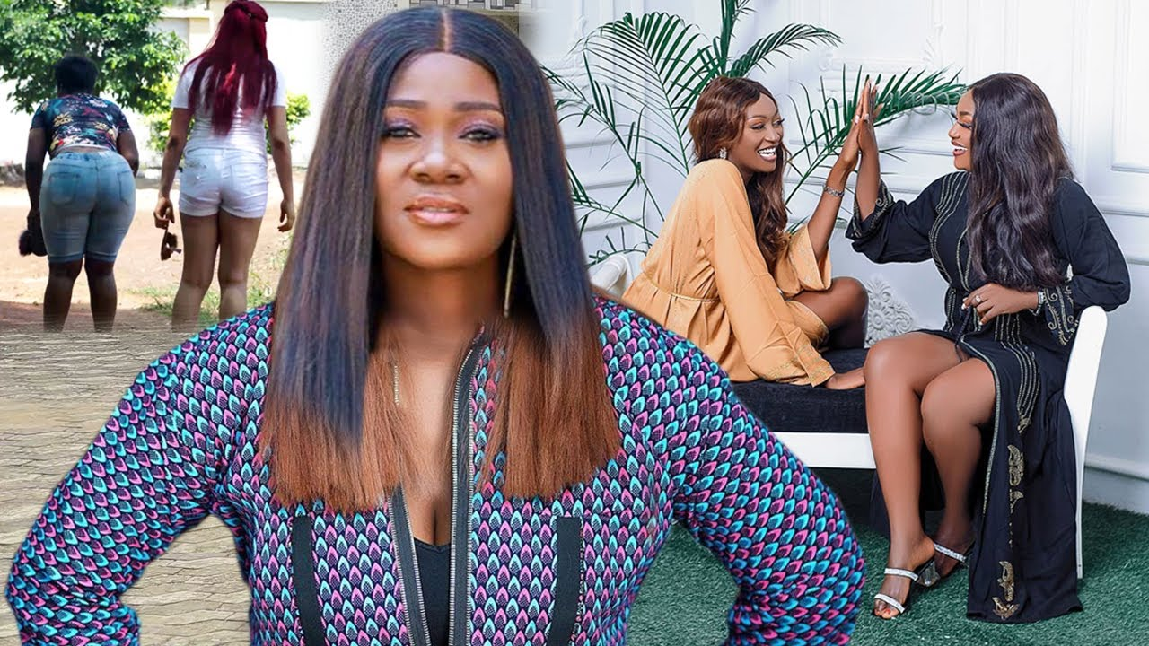 Download Famous Wife  COMPLETE  MOVIE - Mercy Johnson 2020 Latest Nigerian Nollywood Movie