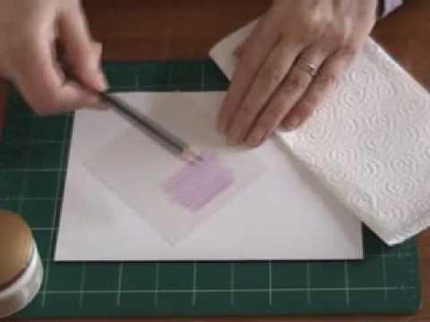 Colour Your Own Parchment Paper Youtube