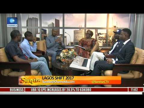 Sunrise: All About The Lagos SHIFT 2017