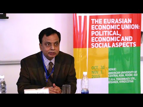Regional cooperation in South Asia and Eurasia: comparing SAARC and EEU