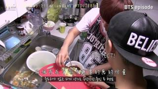 [HD繁中字] 1st BTS Birthday Party (Jin chef of BTS)*校正版*