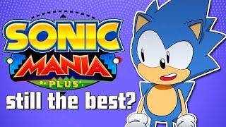 Sonic Mania: One Year Later (Sonic Mania Plus) | Billiam