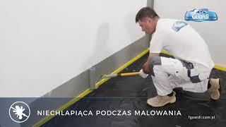 Farba lateksowa PERFEKCYJNE KRYCIE - Francesco GUARDI Collezione - film promocyjny