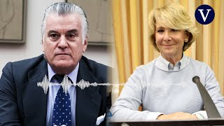 Bárcenas sobre los 60.000 euros a Aguirre: