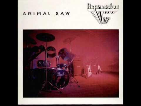 Repression - Animal Raw 1988 (FULL ALBUM) [Heavy metal]